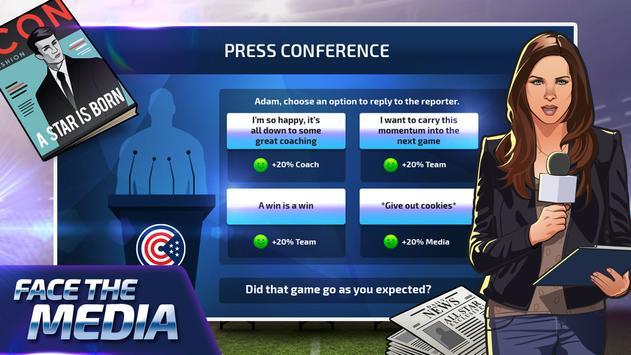 All Star Quarterback 20 - American Football Sim captura de pantalla 4