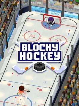 Blocky Hockey screenshot 5