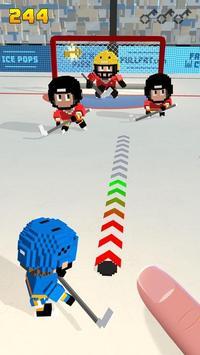 Blocky Hockey screenshot 1