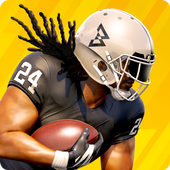 Marshawn Lynch Pro Football 19 icono