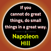 Napoleon Hill's Best Inspiring Thoughts icon