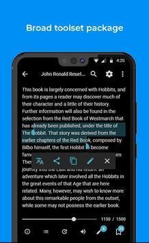 FullReader imagem de tela 1