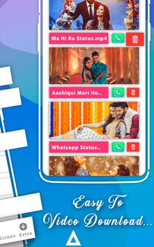 Full Screen Video Status And Sticker screenshot 4