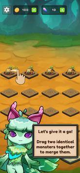 Merge Monsters скриншот 1