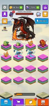 Merge Monsters скриншот 3