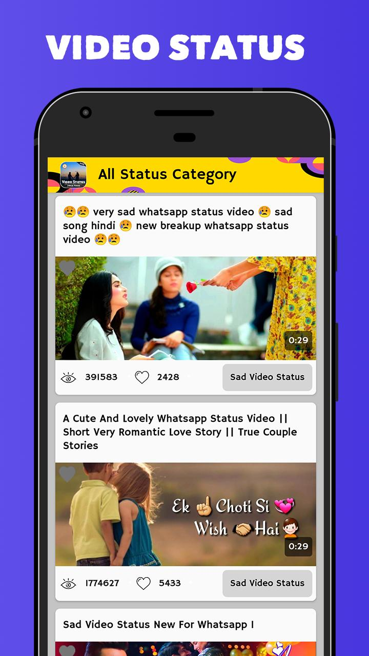Video Status For Social Media for Android - APK Download