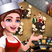 超級廚師廚房故事:餐廳烹飪遊戲 圖標