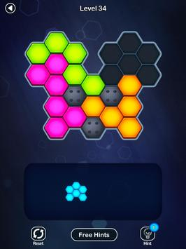 Super Hex Blocks - Hexa Block Puzzle Screenshot 10