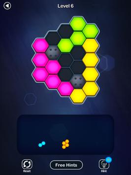 Super Hex Blocks - Hexa Block Puzzle Screenshot 14