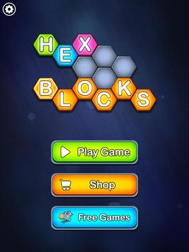 Super Hex Blocks - Hexa Block Puzzle Screenshot 19