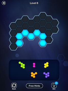 Super Hex Blocks - Hexa Block Puzzle Screenshot 23