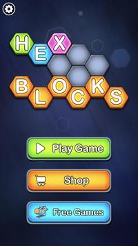 Super Hex Blocks - Hexa Block Puzzle Screenshot 2