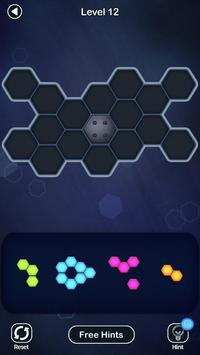 Super Hex Blocks - Hexa Block Puzzle Screenshot 7