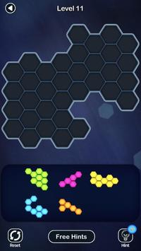 Super Hex Blocks - Hexa Block Puzzle Screenshot 4