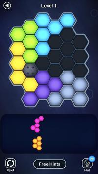 Super Hex Blocks - Hexa Block Puzzle Screenshot 5