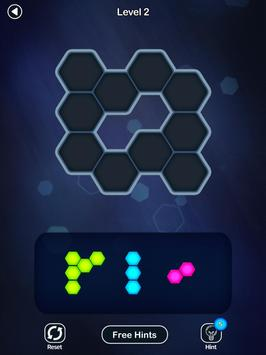 Super Hex Blocks - Hexa Block Puzzle Screenshot 9