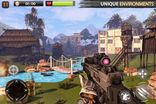 Real Commando Secret Mission screenshot 17