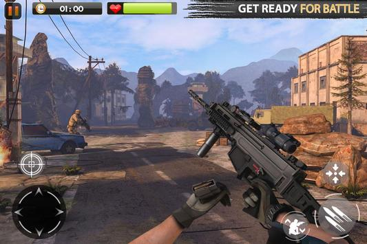 Real Commando Secret Mission screenshot 12