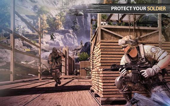 Real Commando Secret Mission screenshot 2