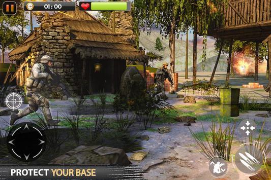Real Commando Secret Mission screenshot 4