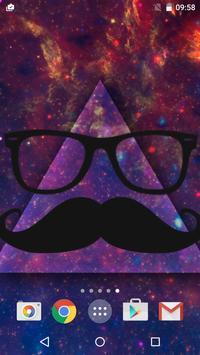 Hipster Live Wallpaper poster