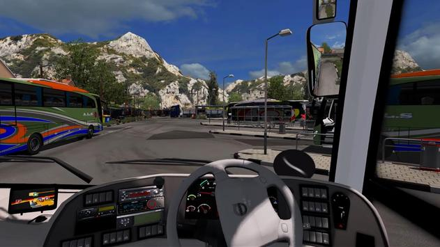 Bus Simulator Uphill screenshot 13