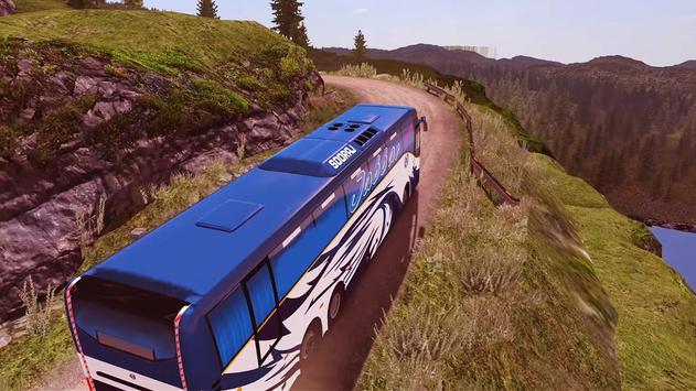 Bus Simulator Uphill screenshot 1