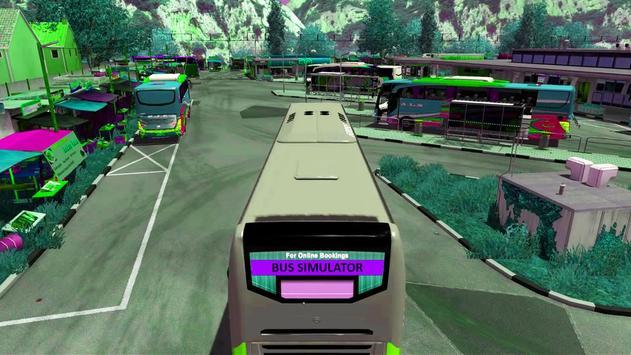 Bus Simulator Uphill screenshot 2