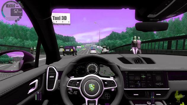 Taxi Simulator Revolution 3D:Taxi Sim 2020 screenshot 4