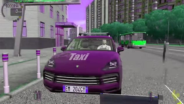 Taxi Simulator Revolution 3D:Taxi Sim 2020 screenshot 9