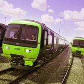 Train Simulator Games 2020 icon