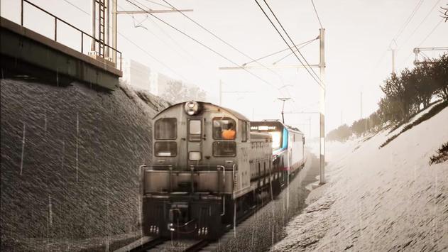 Train Simulator Games 2020 poster
