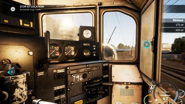 Train Simulator Games 2020 screenshot 10