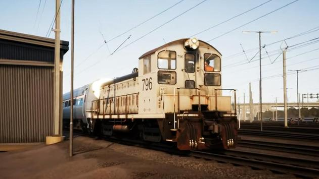 Train Simulator Games 2020 screenshot 1