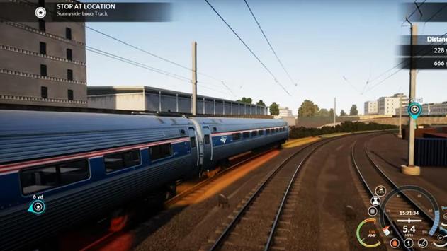 Train Simulator Games 2020 screenshot 5