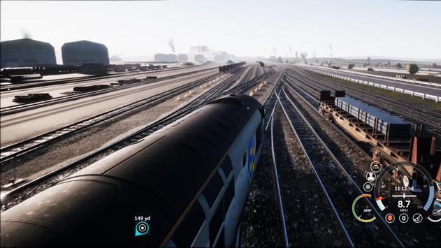 Train Simulator Games 2020 screenshot 9