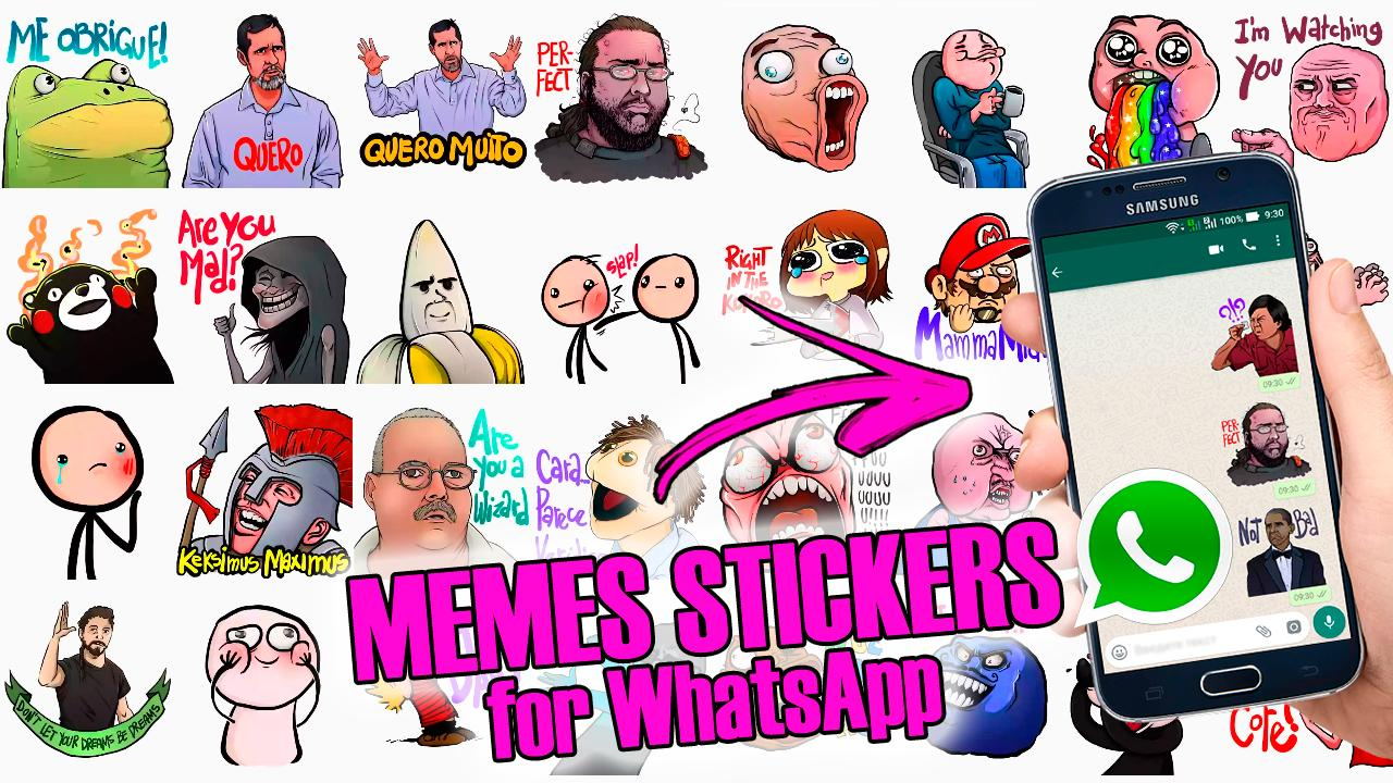 Funny Memes Stickers For Whatsapp Wastickerapps For Android Apk Download