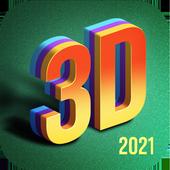 3D Parallax Wallpaper HD иконка