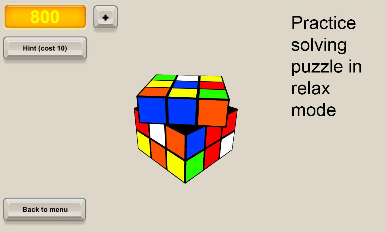 Magic Rubik's Cube Solver 3D for Android - APK Download
