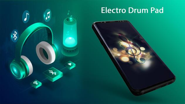 Electro Drum Pads : Orkestra poster