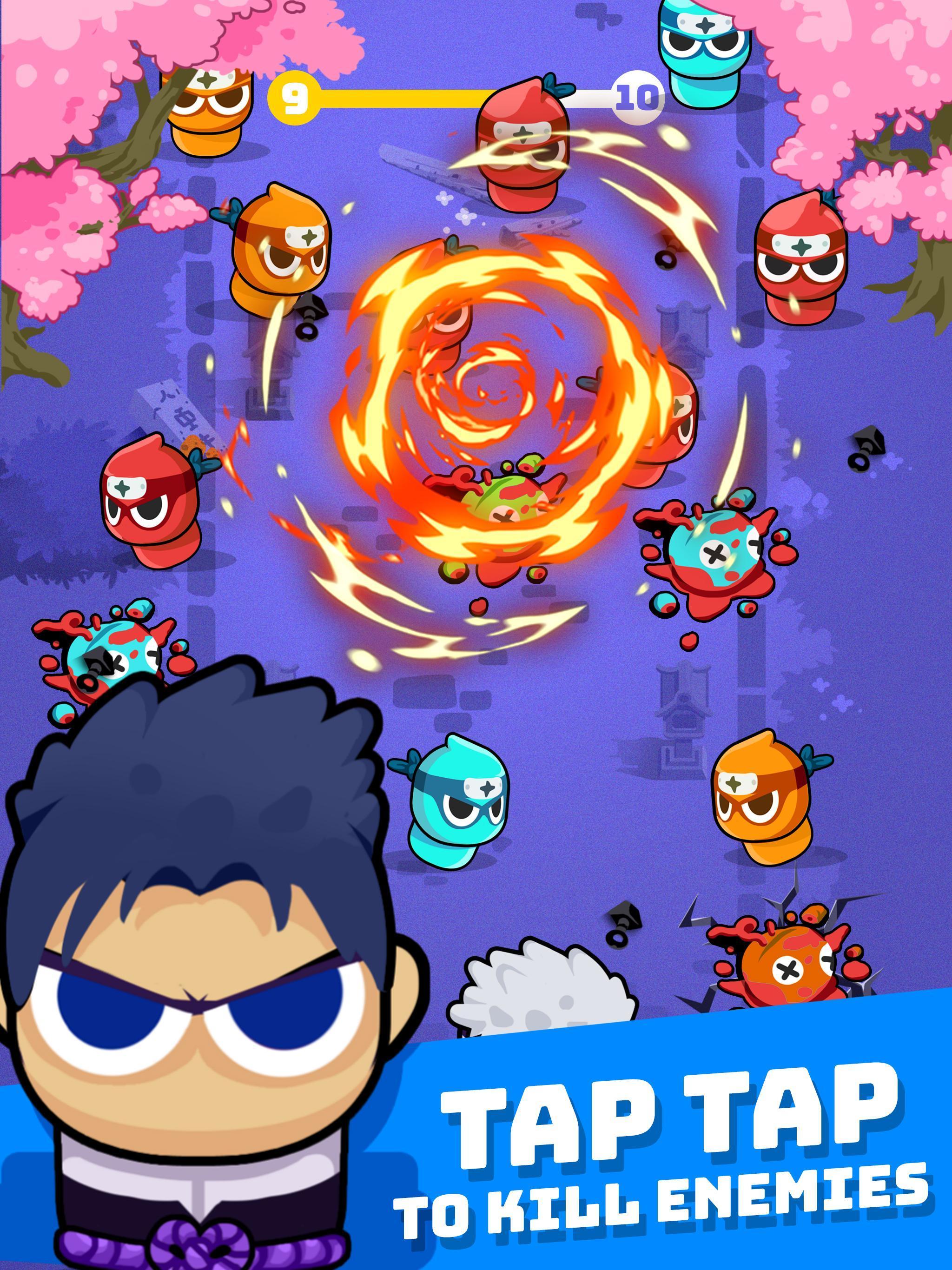 Hasil gambar untuk gambar game android ninja smasher