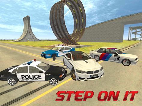 E30 - M3 Drive & Drift 3D poster