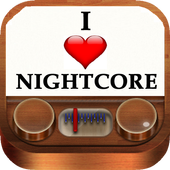 Nightcore Music Radio icon