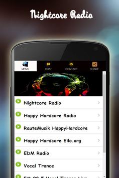 Nightcore Music Radio screenshot 1