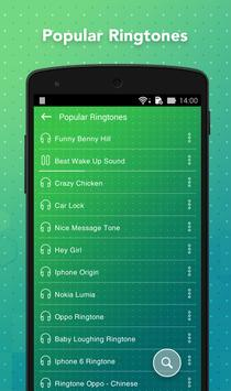 Ringtones Free For Android screenshot 1