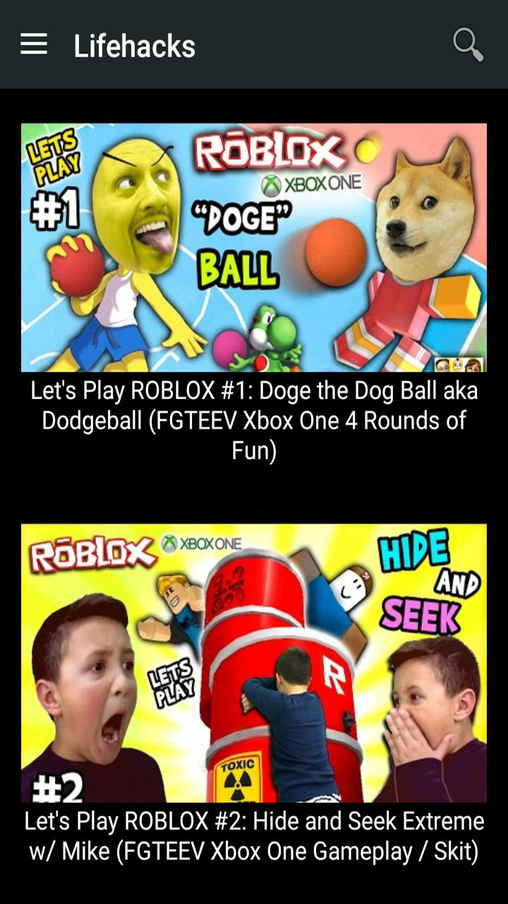 Fgteev Videos For Android Apk Download
