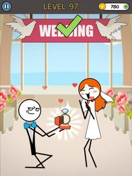 Draw Story: Love the Girl screenshot 5
