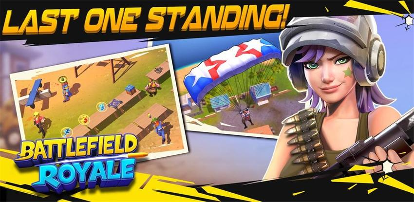 Battlefield Royale-The One APK