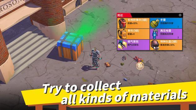 Battlefield Royale captura de pantalla 2