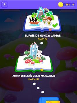 Word Tales - Conecta las Letras screenshot 7